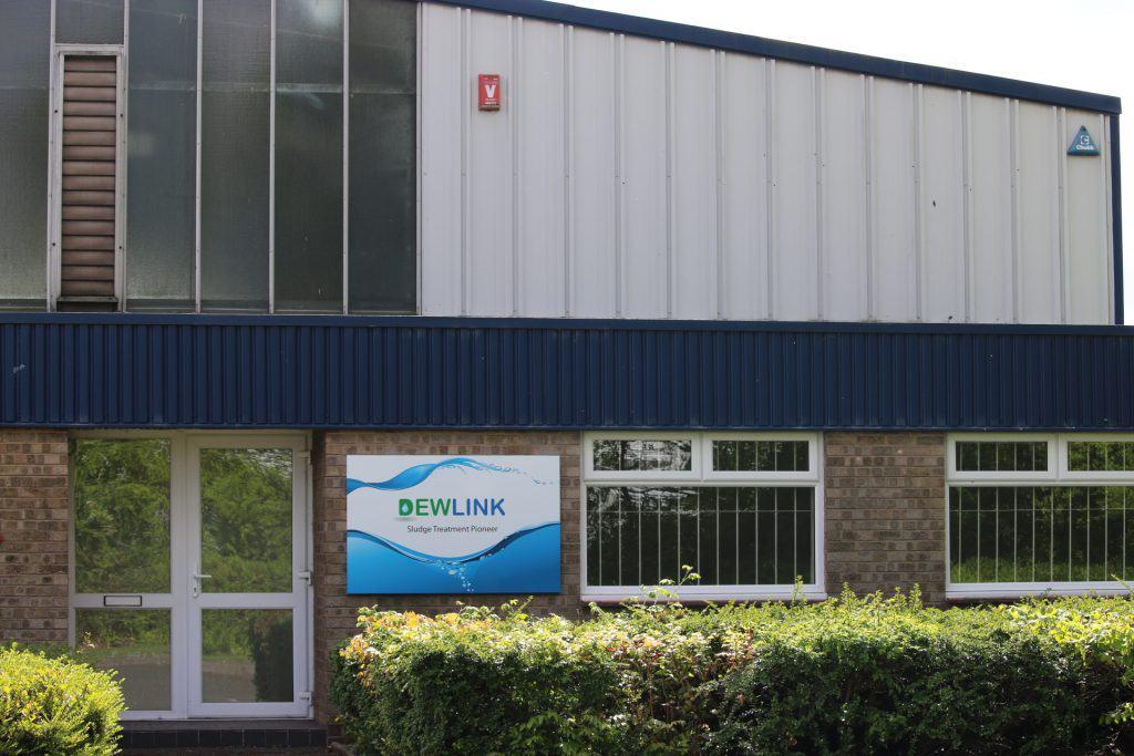 Dewlink Formed in the UK